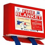 North Wales Fire Blanket