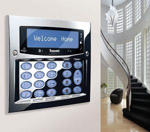 intruder alarm wireless