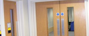 Fire doors North Wales