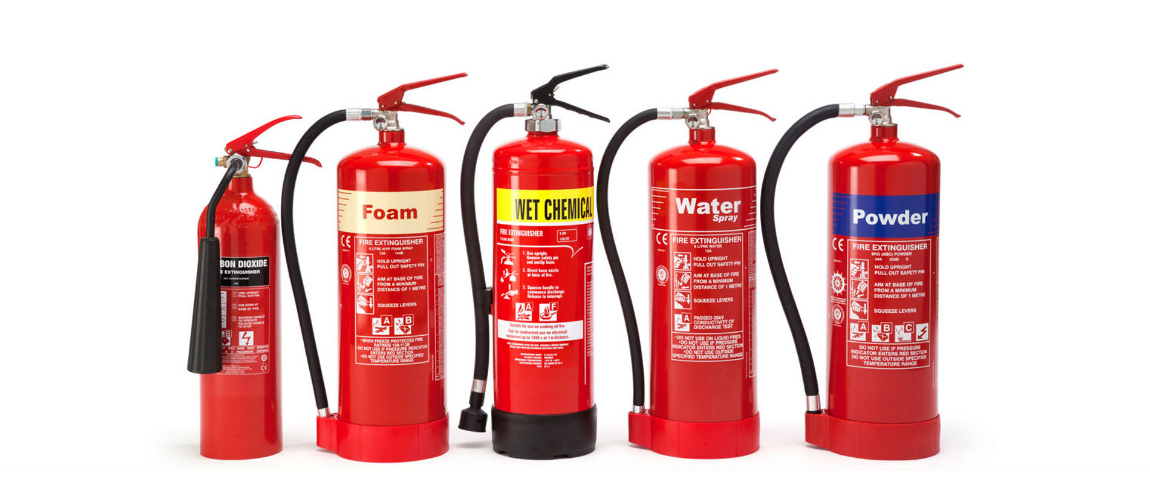 fire extinguishers Rhyl