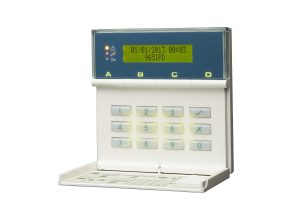 scantronic LCD keypad