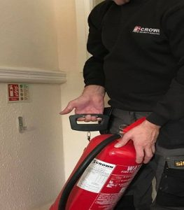 fire extinguishers service rhyl