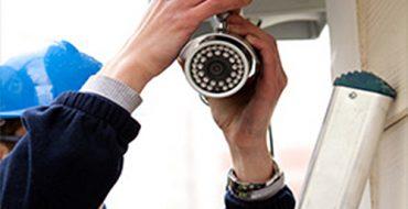 CCTV instalation
