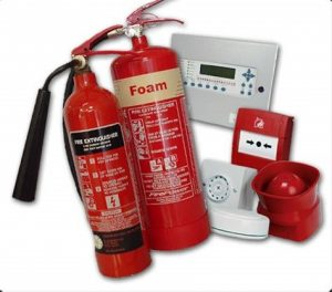 Fire extinguishers flintshire
